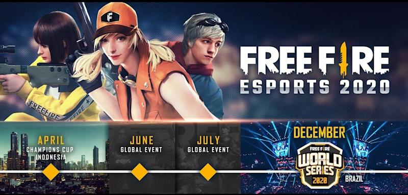 Free Fire Champions Cup