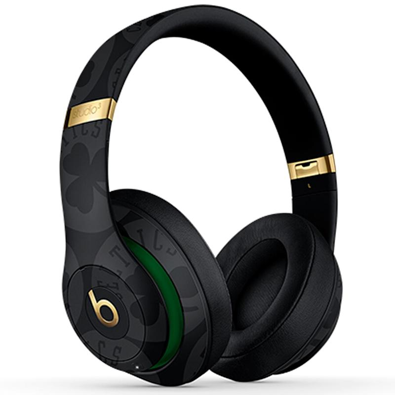 Celtics Studio3 Wireless Headphones - NBA Collection