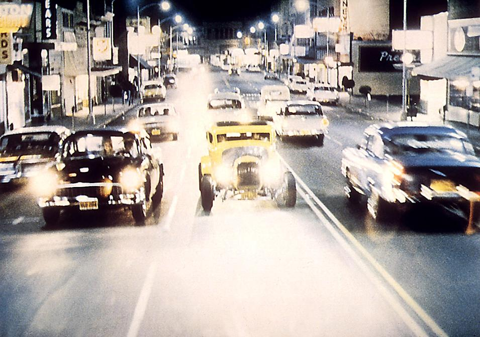50 Films 50 States - American Graffiti COLOR