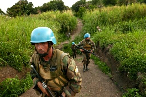 A UN report last month estimated that more than 260 people had been killed in recent intercommunal violence in the Ituri region of the Democratic Republic of Congo