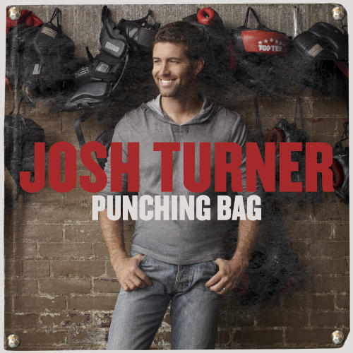 """This CD cover image released by MCA Nashville shows the latest release by Josh turner, """"Punching Bag."""" (AP Photo/MCA Nashville)"""