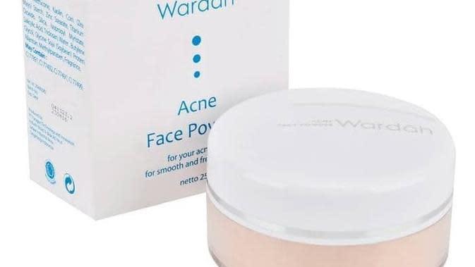 Wardah Acne Face Powder - Rp 41 ribu