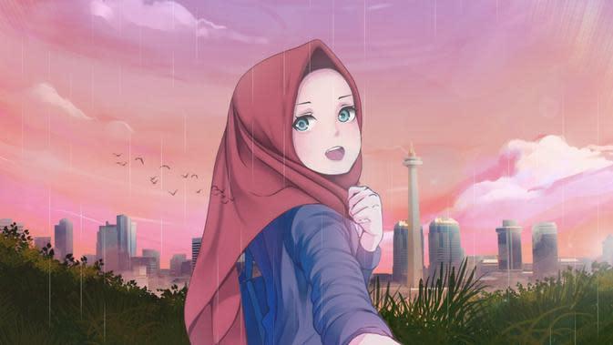 Fatin Shidqia, Pelangi dan Hujan (Dok Sony Music Entertainment Indonesia)