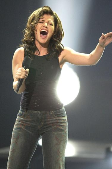 "Kelly Clarkson is the winner of season 1 of ""American Idol."""