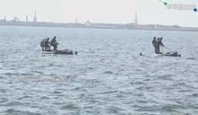 海陸操演膠艇翻覆 中士昏迷2月仍不治