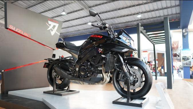 Suzuki Katana Meluncur di Indonesia Akhir Tahun?