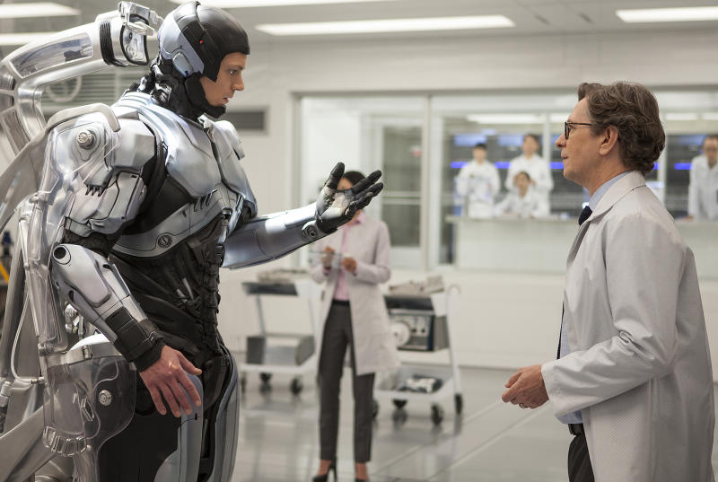 The Future Tech of 'RoboCop' Is Already Happening Today