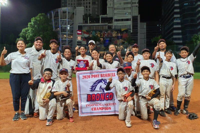 Garuda Jakarta wakili Indonesia pada kejuaraan baseball Asia Pasific