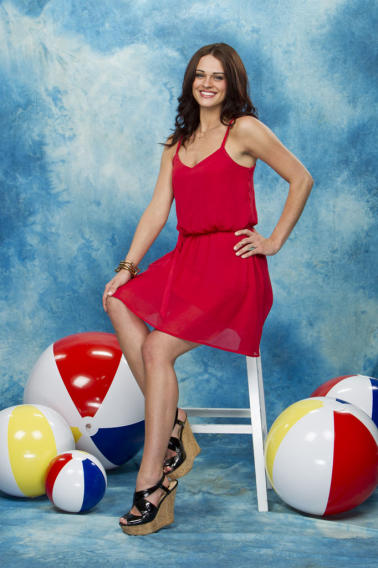 Big Brother 15 Houseguest