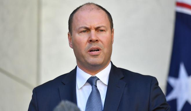 Australian Treasurer Josh Frydenberg has raised concerns about foreign acquisitions of distressed assets. Photo: AAP Image