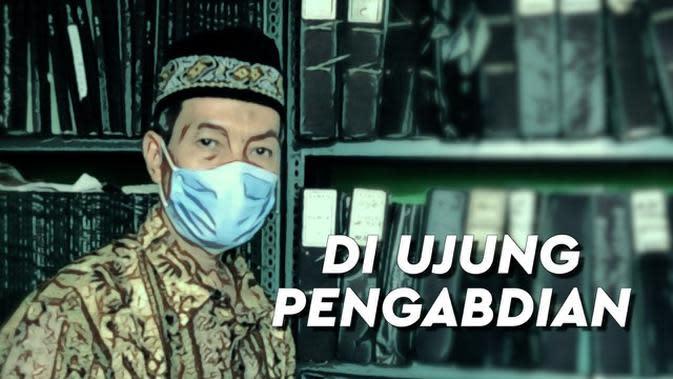 VIDEO: Pandemi di Ujung Pengabdian Sang Penghulu