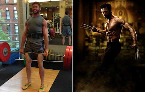 Hugh Jackman Has Been Building a Better Wolverine … for More Than a Year