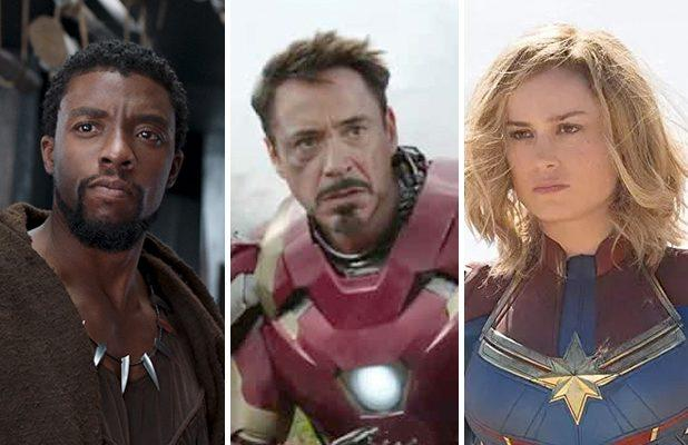 All 23 Marvel Cinematic Universe Movies Ranked, From Worst to Best (Photos)