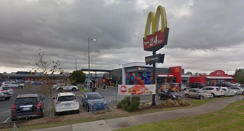 McDonald's at Warnbro. Source: Google Maps (file pic)
