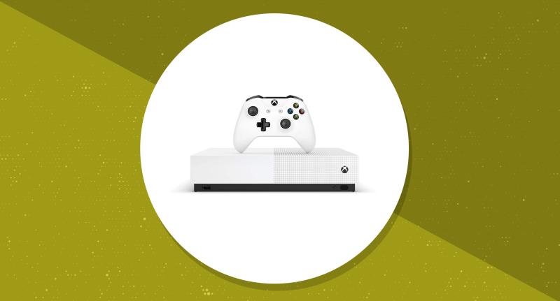 Save $100 on Xbox One S. (Photo: Amazon/Yahoo Lifestyle)