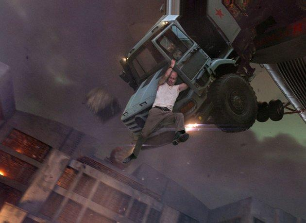 Five Film Facts: One for each 'Die Hard'