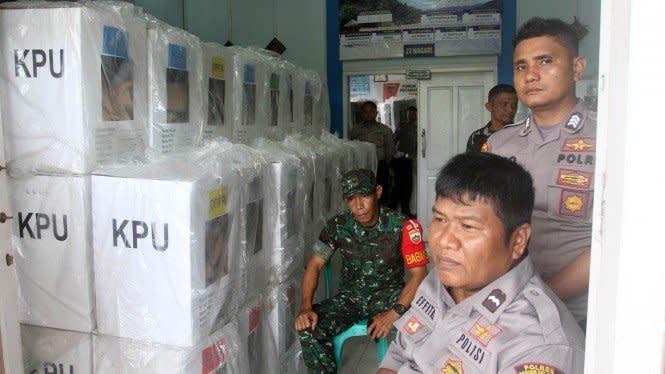 KPU Singkawang Mutakhirkan Data 783 Pemilih