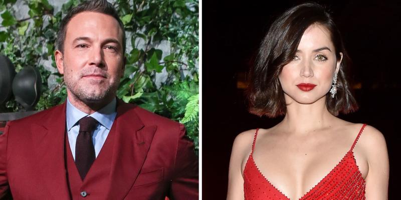 "Ben Affleck and Ana de Armas ""Had a Great Time"" in Havana"
