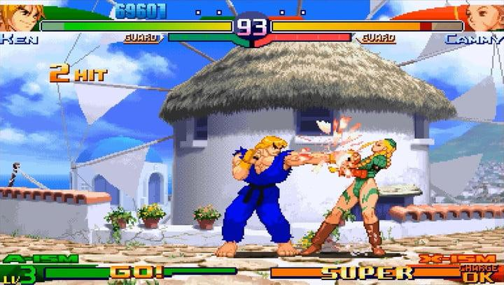best ps1 games street fighter aplha 3 max