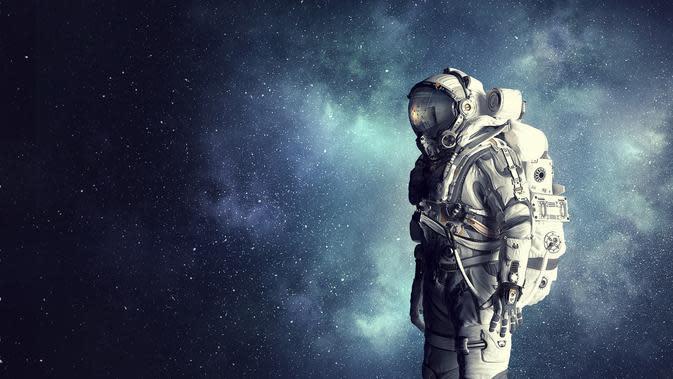 Astronot (Foto: iStockphoto)