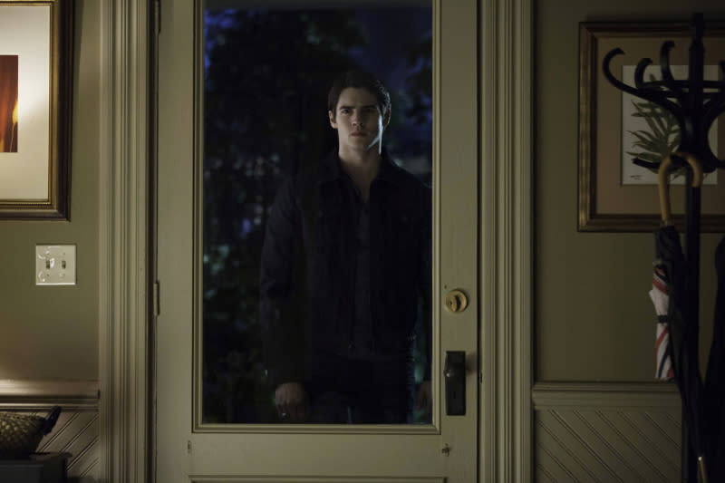 """The Vampire Diaries"" -- ""A View to a Kill"""