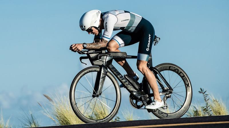 Time trial riding is the safest racing