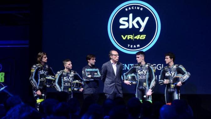 VR46 Sky Racing (Sky VR46 Racing Team)