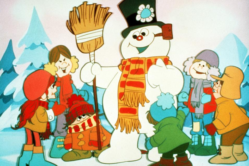 """Frosty's Winter Wonderland"" on ABC Family Tuesday, 12/4 at 12:30am, 7:30pm"