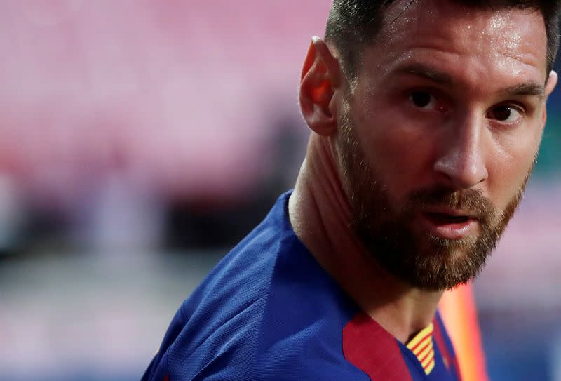 Messi tops wealth league ahead of Ronaldo