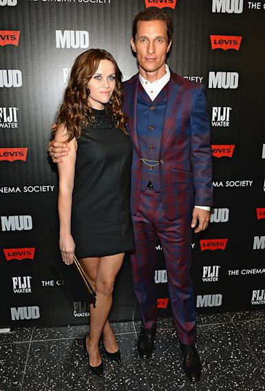 "The Cinema Society With FIJI Water & Levi's Present A Screening Of ""Mud"" - Arrivals"