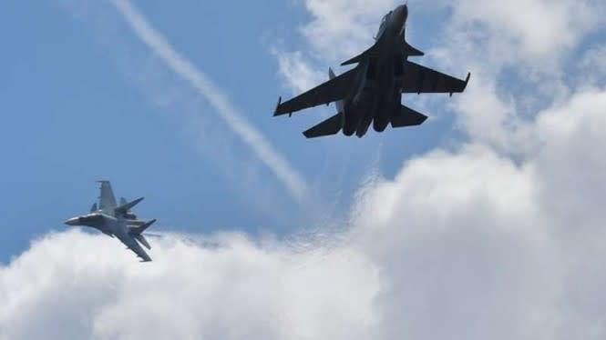 Langit Rusia Mau Dibobol Pesawat Intelijen Amerika, Jerman dan Swedia