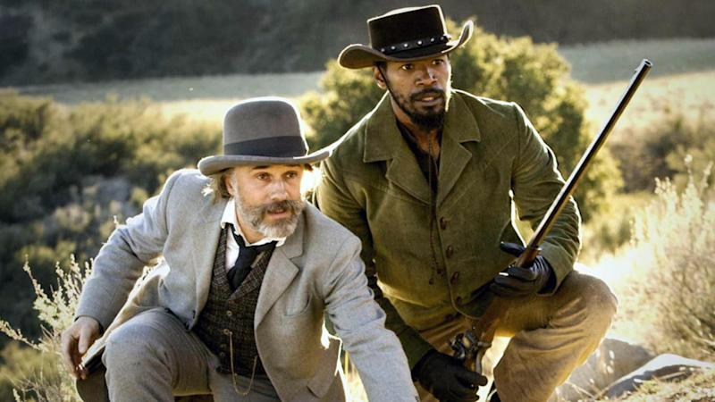 Django Unchained on Netflix