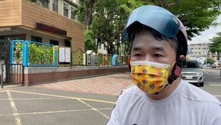 台灣疫情:40萬劑AZ疫苗緊急運抵台灣 但有市民拒絶接種稱「我不想當白老鼠」