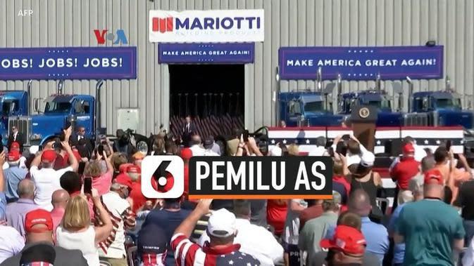 VIDEO: Berebut Suara Pennsylvania di Pemilu AS 2020