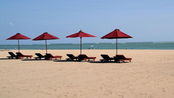 Pantai Kuta, Bali. (Bola.com/Pixabay)