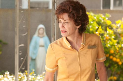 """This film publicity image released by RADIUS-TWC shows Sharon Stone as Dorothy Boreman in """"Lovelace."""" (AP Photo/RADIUS-TWC, Dale Robinette)"""