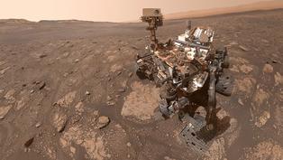 NASA火星探測3000日:「好奇號」分享紅色星球奇異景觀
