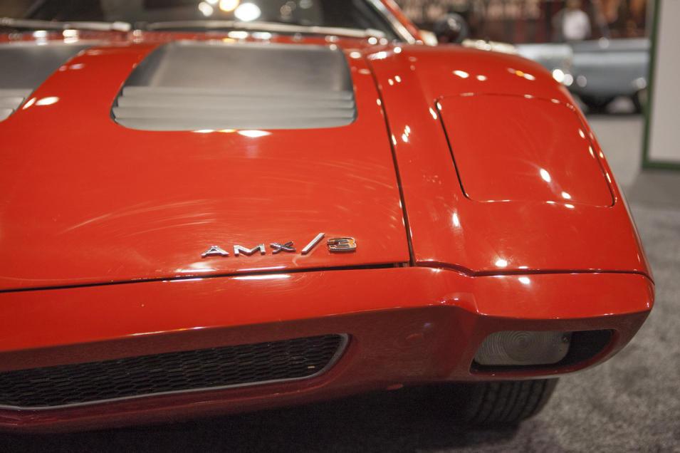 1970 AMC AMX/3