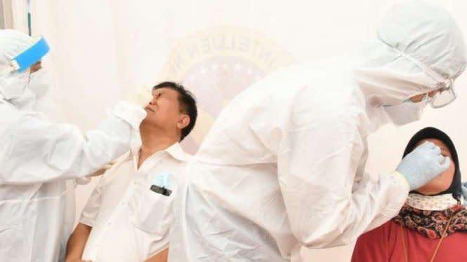 Tes Swab di Aceh Jauh dari Standar WHO: Baru 12.733 Sampel