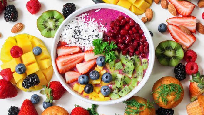ilustrasi makanan sehat | pexels.com/@iamtrangdoan