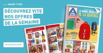 Le catalogue ALDI