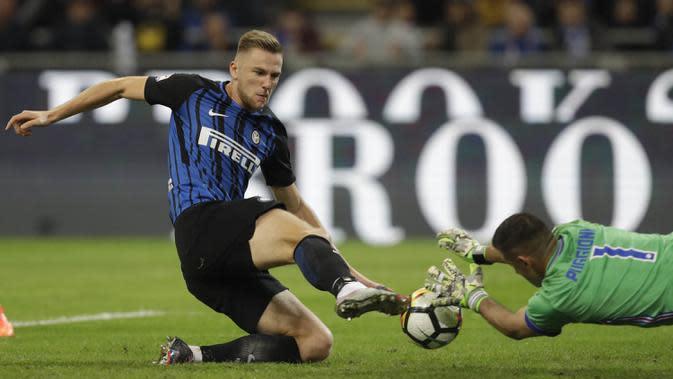 Batalnya Milan Skriniar ke Tottenham Diduga Aksi Pembalasan Inter Milan