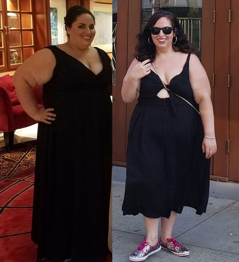 "Martina said she was ""one of those ""OMG, I'm so fat"" people."" before her weight loss. Photo: Supplied"
