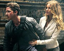 How Rosie Huntington-Whiteley Scored the Lead in 'Transformers: Dark of the Moon'