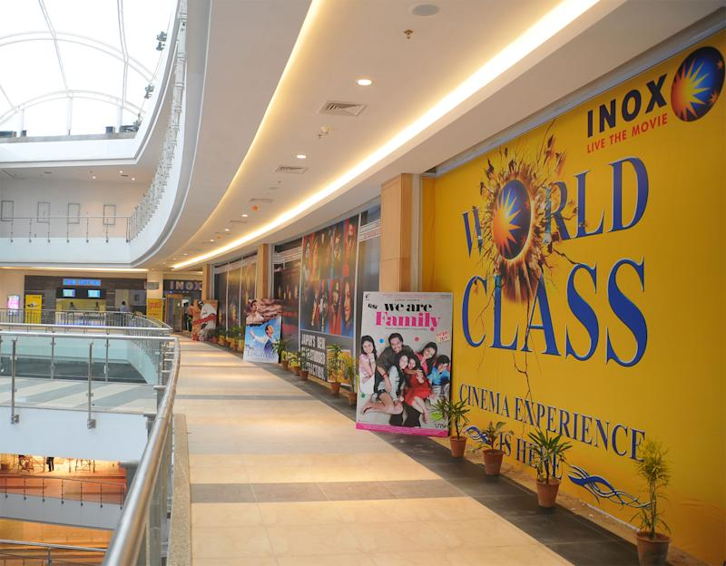 Indian Multiplexes Add Modernity to Expansion Drive