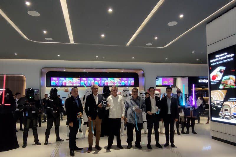 "Cinemaxx umumkan strategi ""rebranding"" jadi Cinepolis"