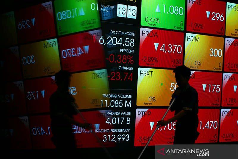 IHSG ditutup menguat seiring kenaikan bursa Asia