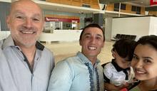 經歷三年分離 維吾爾家庭在澳大利亞團聚