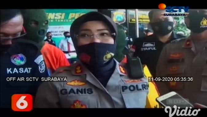 VIDEO: Polisi di Surabaya Tangkap 46 Tersangka Kasus Narkoba, Sita Sabu 8,5 Kg