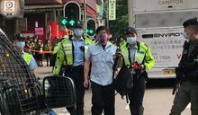 新巴司機戴豬嘴駛近警員響按 涉危駕被捕